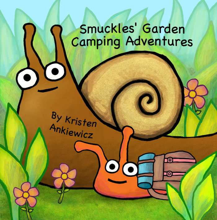 Gnome Garden: Smuckles' Camping Adventures